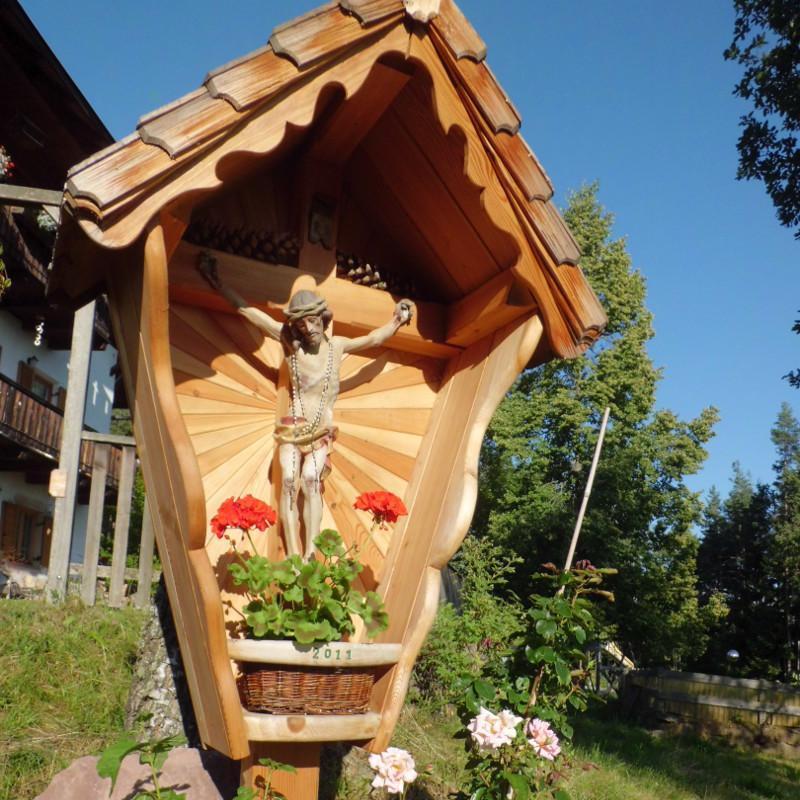 Croci in legno