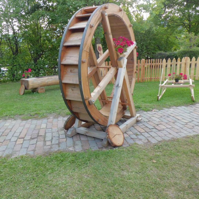 Mulino in legno