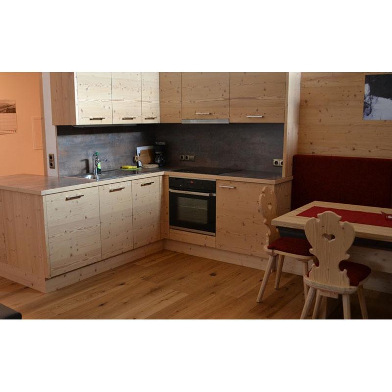 Cucina in legno 1
