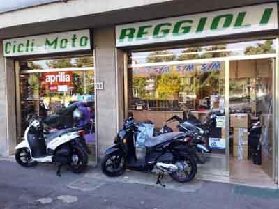 Ricambi E Accessori Moto A Firenze Via Caduti Di Cefalonia