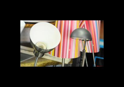 LAMPADARIO DA TAVOLA
