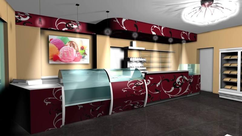Banconi da gelateria