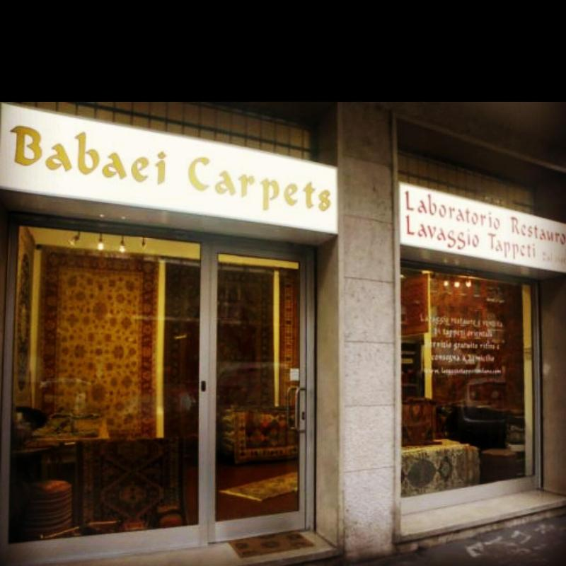 Preventivo per babaei centro lavaggio e restauro tappeti - Lavaggio tappeti in casa ...