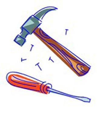 martello e scalpello