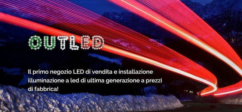 vendita ed installazione led