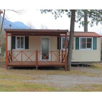 Villaggio Turistico Il Lago Dorato di Saini Elda - Case prefabbricate e bungalows Carlazzo