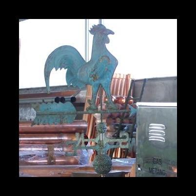 Gallo di rame