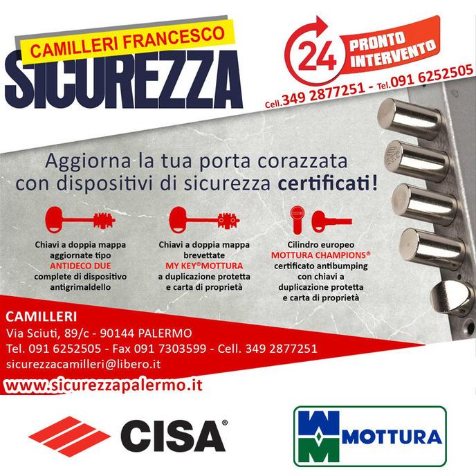 Sicurezza di Francesco Camilleri