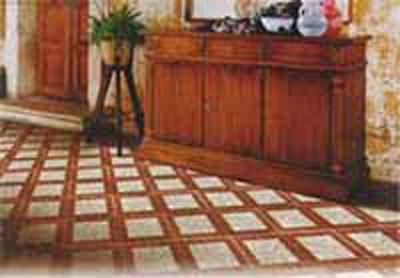 Ceramiche per pavimenti piastrelle decorate a ravenna