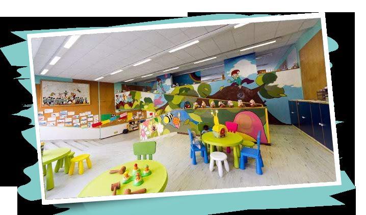 Sala Giochi Torino : Ristorazione sala giochi per bambini interna a torino quartiere