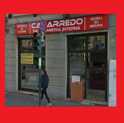 Arredamenti Su Misura Mobili Su Misura A Torino Corso Grosseto