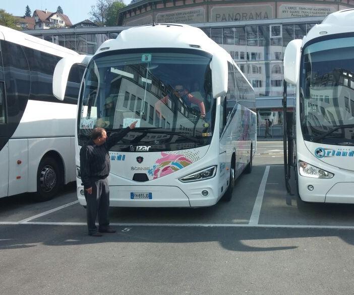 Autonoleggio Autobus Orlandi