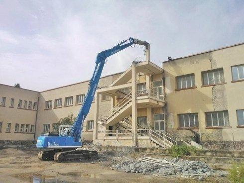 demolizioni edifici sassari
