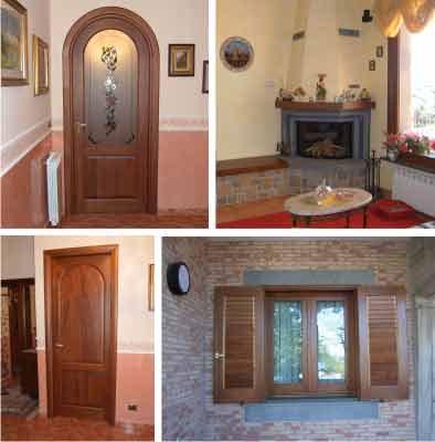 Porte di legno Fabbrica porte interne a Catania | PagineGialle.it