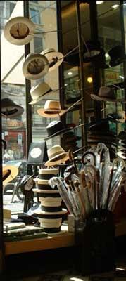 Cappelli uomo a Milano Viale Zara  9cc552db3c71