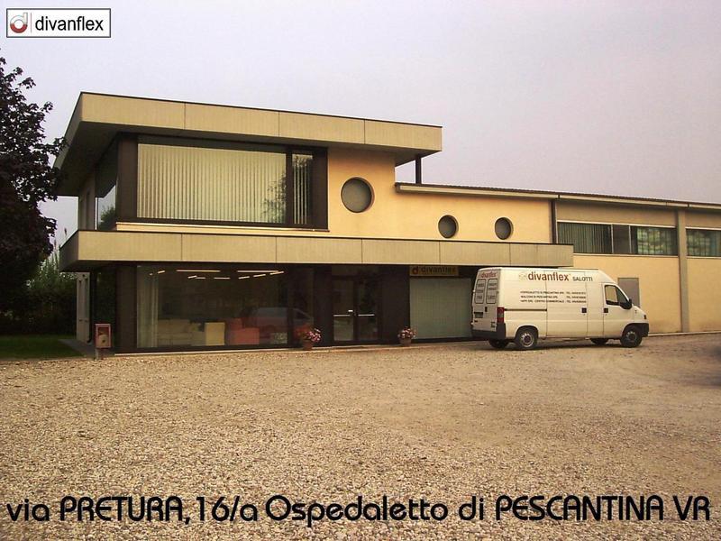 Divanflex centro divani e poltrone pescantina via - Brennero mobili ...