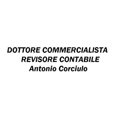 Corciulo Dott. Antonio