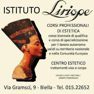 Istituto Estetico Liriope - Scuole per estetiste Biella