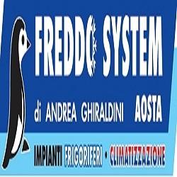 Freddo System - Frigoriferi industriali e commerciali - riparazione Aosta