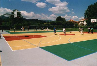 Pavimento In Gomma Per Palestra : Pavimenti gomma linoleum e plastica pavimenti per palestre a