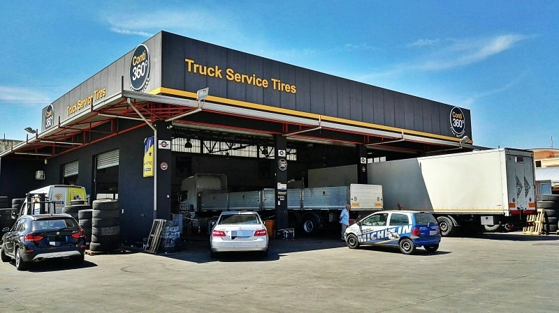 Truck Service Tires