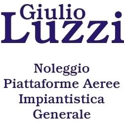 Noleggio Piattaforme aeree e impiantistica generale Giulio Luzzi - Imprese edili San Giorgio Albanese