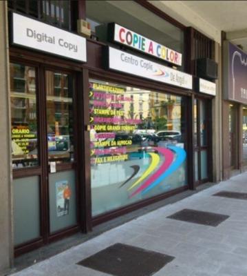 Centro Copie De Angeli - Milano, Via Dei Martinitt, 3