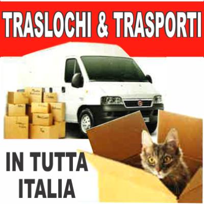 Traslochi & Trasporti Sgomberi - Traslochi Roma