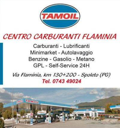 Centro Carburanti Flaminia