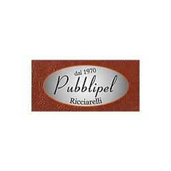Pubblipel Ricciarelli - Pubblicita' - articoli ed oggetti Todi