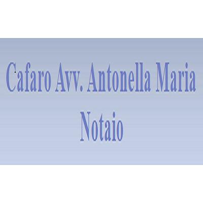 Cafaro Avv. Antonella Maria - Notaio