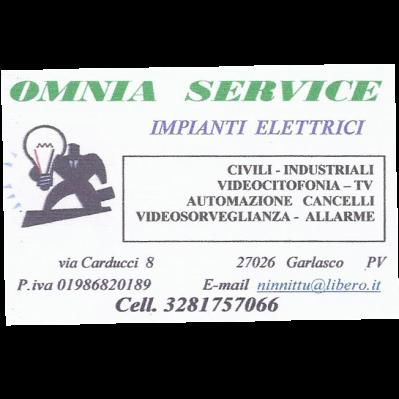 Omnia Service di Pinna Salvatore - Citofoni, interfonici e videocitofoni Garlasco