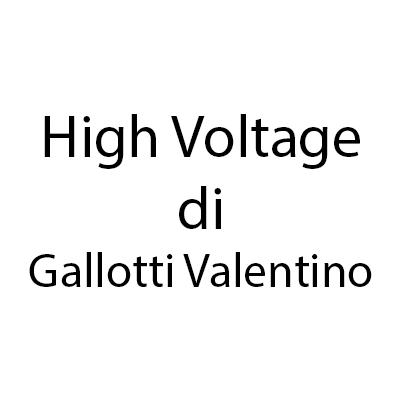 High Voltage di Gallotti Valentino - Impianti elettrici industriali e civili - installazione e manutenzione Nus