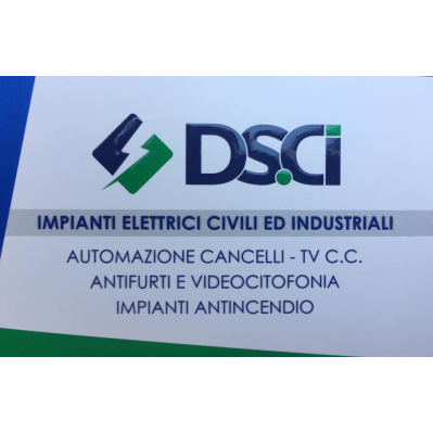 Ds.ci  Impianti Elettrici Civili ed Industriali