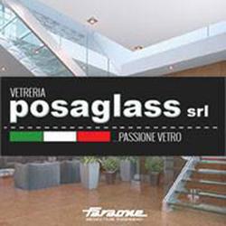 Vetreria Posaglass - Vetri e vetrai San Giuliano Terme