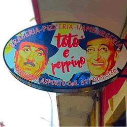 Pizzeria Braceria TotÒ e Peppino - Ristoranti Bovalino