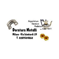 Doratura Metalli - Argentatura, doratura, platinatura e rodiatura Milano