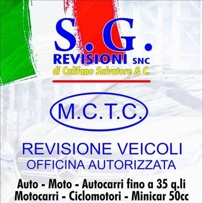 S.G. Revisioni - Autofficine e centri assistenza Pagani