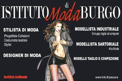 watch dad64 064ae Istituto di Moda Burgo - Scuole per figurinisti Pescara ...