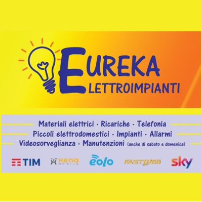 Eureka Elettroimpianti - Elettricita' materiali - vendita al dettaglio Tagliacozzo