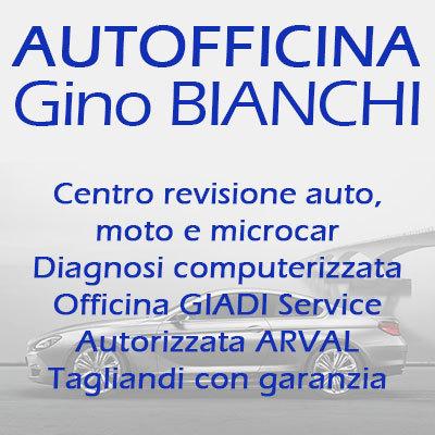 Autofficina Centro Revisioni Gommista Bianchi Gino - Elettrauto - officine riparazione Roma