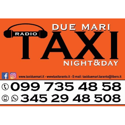 Taxi Taranto Taxi Due Mari - Taxi Taranto