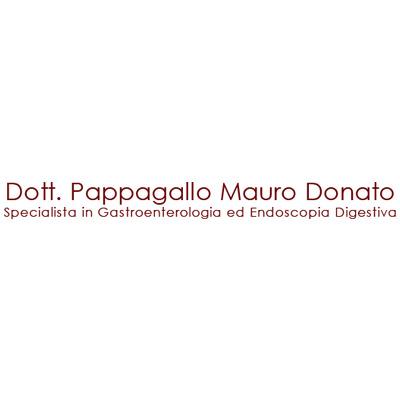 Pappagallo Dott. Mauro Donato Gastroenterologo - Medici specialisti - analisi cliniche Molfetta