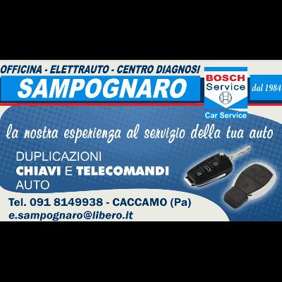 Sampognaro Vincenzo Elettrauto Officina - Elettrauto - officine riparazione Caccamo