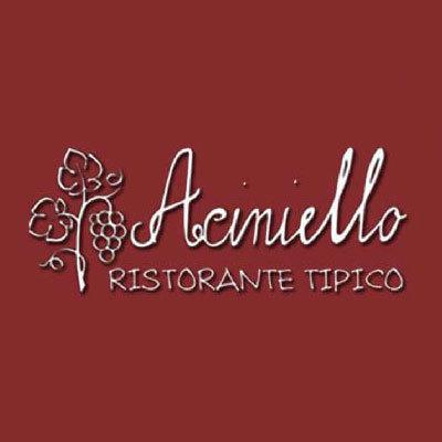 Ristorante Aciniello - Ricevimenti e banchetti - sale e servizi Campobasso
