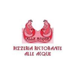 Pizzeria Ristorante Alle Acque