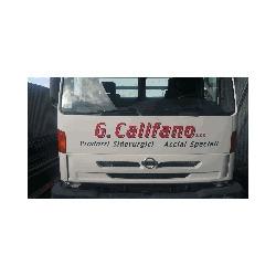 G. Califano - Grigliati e griglie Pagani