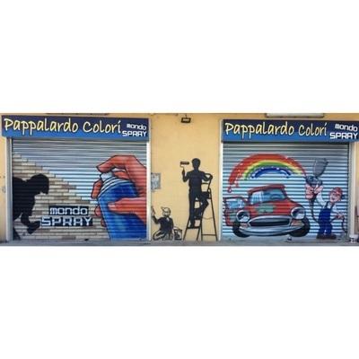 Pappalardo Colori - Colori, vernici e smalti - produzione e ingrosso Cava De' Tirreni