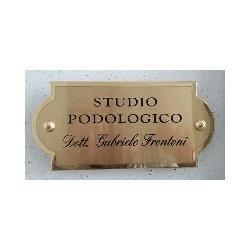 Podologo Frontoni Dr. Gabriele - Podologia - centri e studi Viterbo