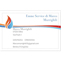 Emme Service di Marco Murrighili - Idraulici e lattonieri Olbia